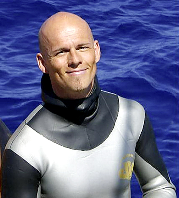 Фото №5 - Сверхчеловек: свободное плавание