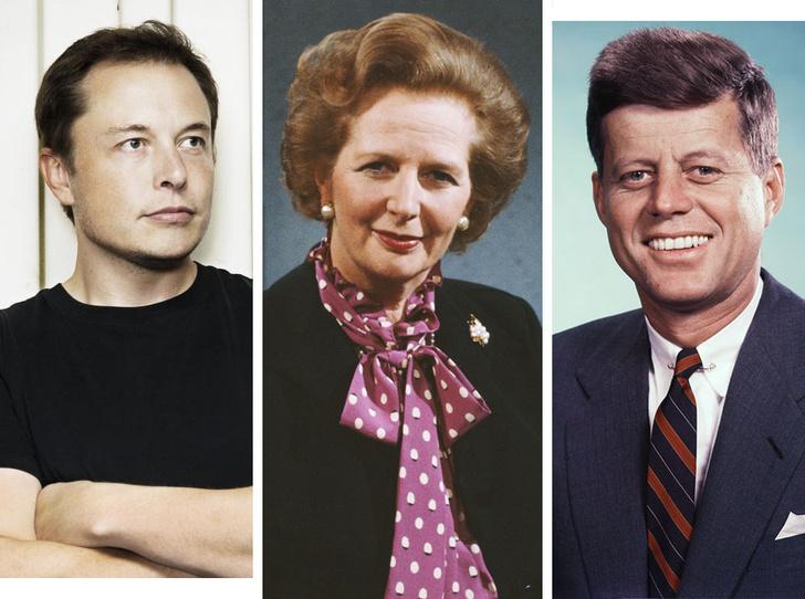 Фото №1 - Читай как Кеннеди, отдыхай как Эйнштейн: полезные навыки великих людей
