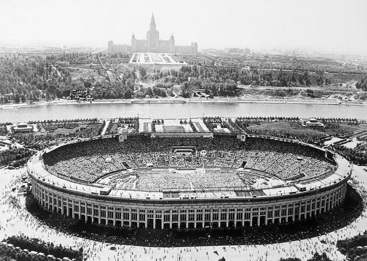 Фото №4 - Финский сервелат, зачистка дач и мультик про Бабу-ягу: 10 фактов об Олимпиаде-1980