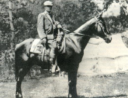 Фото №1 - Четверкой лошадей на север от залива. Джек Лондон