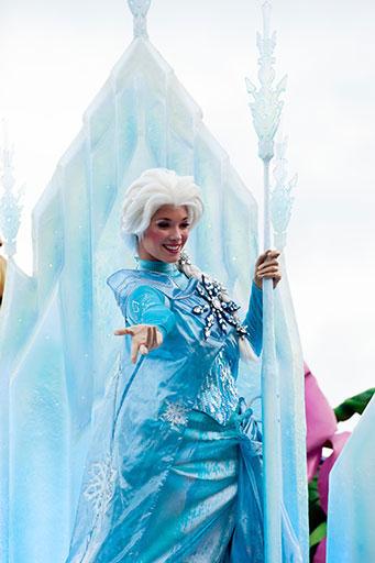 Фото №9 - В гостях у сказки: парижский Disneyland Park