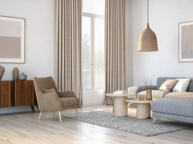 Фото №3 - Как выбрать идеальные шторы: советы дизайнера