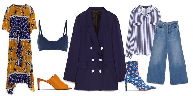 Фото №3 - С чем носить объемный пиджак: 6 стильных образов на лето и осень
