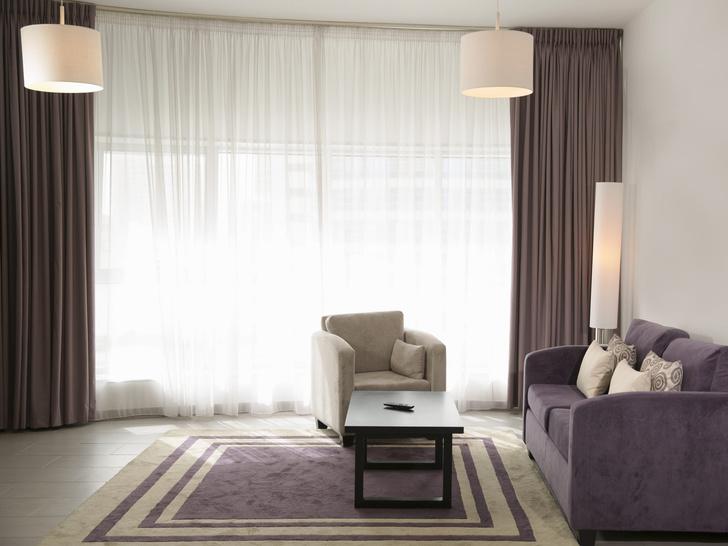 Фото №2 - Как выбрать идеальные шторы: советы дизайнера