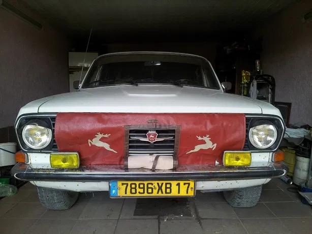 Фото №4 - Зачем на радиатор советских автомобили надевали маски