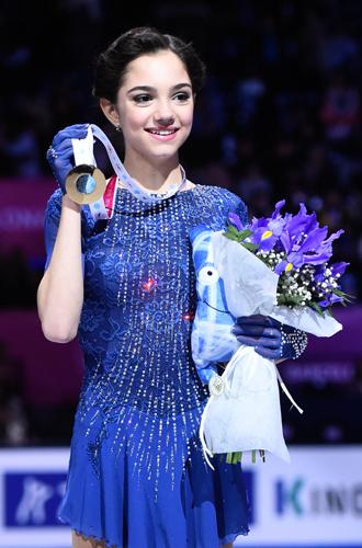 Фото №6 - Евгения Медведева: «Люди в большом спорте всегда одиночки»