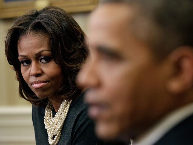 Фото №1 - Незавидная участь: почему Мишель Обама не хотела, чтобы ее муж стал президентом