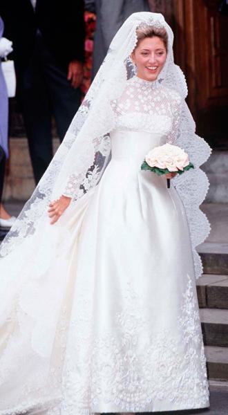 Фото №2 - Кронпринцесса Греции Мари-Шанталь рассказала о свадебном этикете