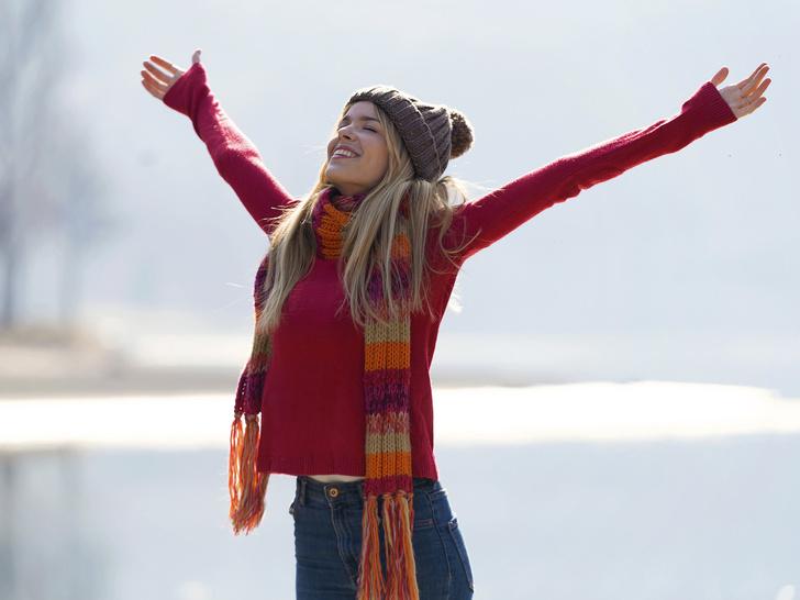 Фото №1 - Как не набрать лишний вес зимой