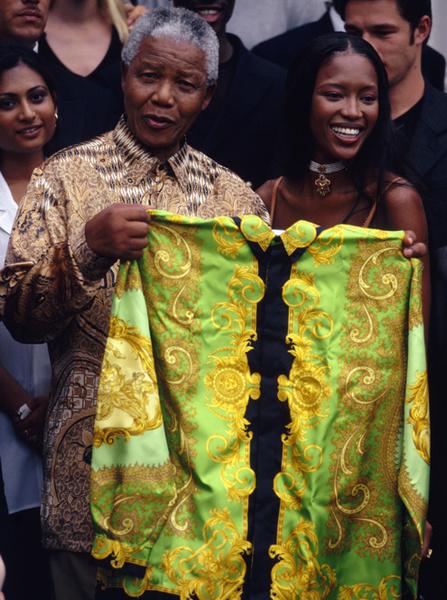 Фото №6 - Fashion for Relief: как Наоми Кэмпбелл сражается за равенство и защищает слабых