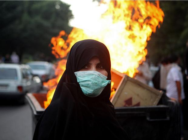 Фото №1 - Кровавая революция: как изменилась жизнь иранских женщин после событий 1979 года