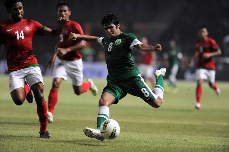 Фото №6 - Футбол по-арабски: как играют и болеют в Саудовской Аравии