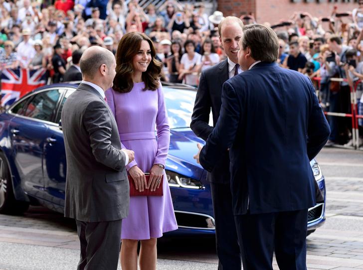 Фото №9 - Меган или Кейт: у кого первый год в королевской семье окажется легче (в итоге)