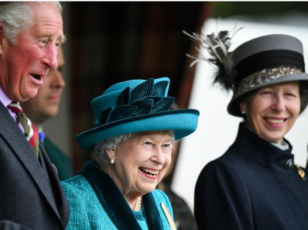 Фото №3 - Королевский анекдот: кто и почему перепутал принцессу Анну с принцем Чарльзом