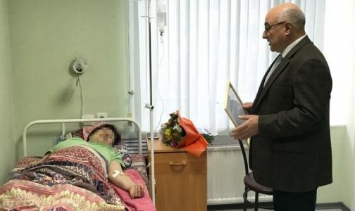 Фото №1 - Пациента №100 000 Елизаветинская больница будет лечить в 2019 году без очереди