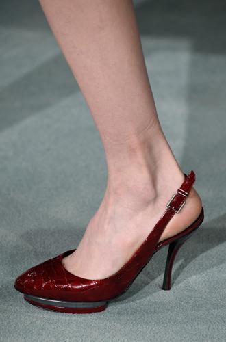 Фото №50 - Самая модная обувь сезона осень-зима 16/17, часть 2