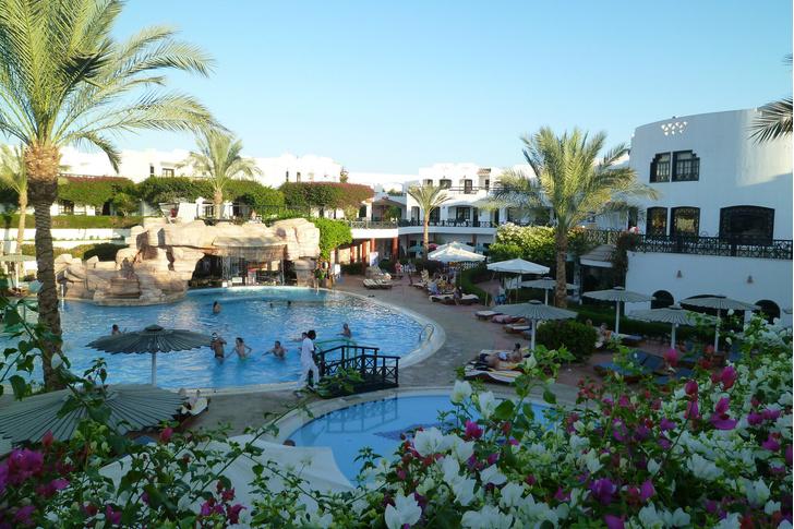 Отель в Египте в Шарм-эль-Шейхе