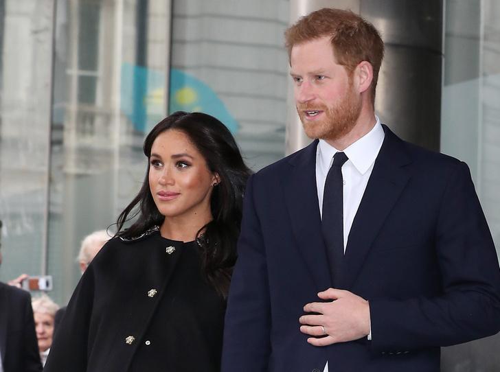 Фото №2 - Меган Маркл и принц Гарри выразили соболезнования народу Новой Зеландии