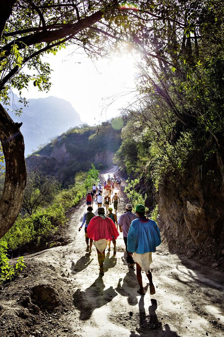 Фото №9 - Индейцы тараумара: рожденные бежать