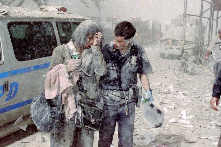 Фото №4 - 149 минут, перевернувших мир: хроника трагедии 11 сентября
