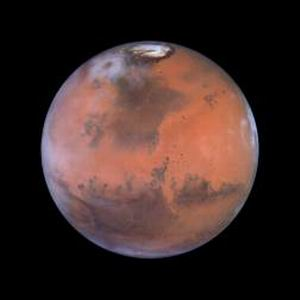 Фото №1 - Ученые измерили толщину льда на Марсе