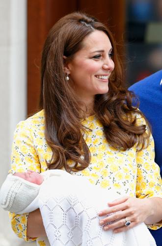 Фото №40 - Драгоценности герцогини: любимые ювелирные бренды Кейт Миддлтон