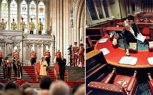 Фото №5 - Британский парламент глазами прислуги
