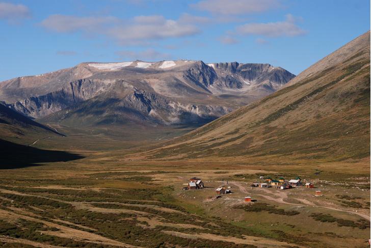 Фото №9 - Опасный Алтай: клещи, местные и ракеты с Байконура
