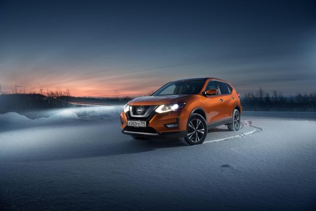 Фото №1 - Nissan X-Trail— твое собственное северное сияние