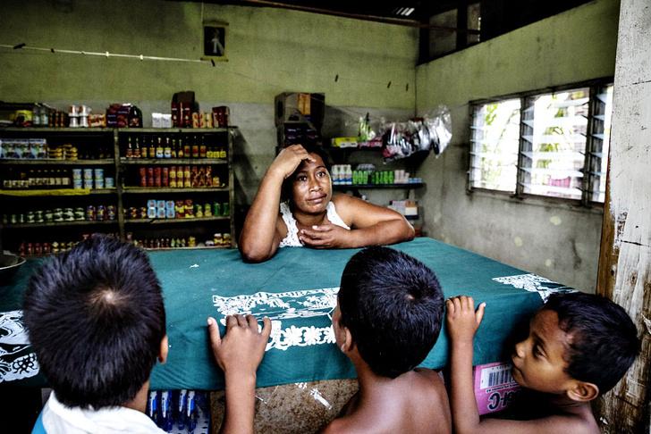 Фото №6 - Голубая бездна: как спасти Кирибати