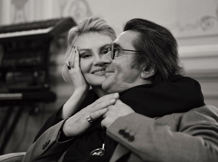 Фото №5 - Рената Литвинова и Юрий Башмет: теплый разговор перед Новым годом