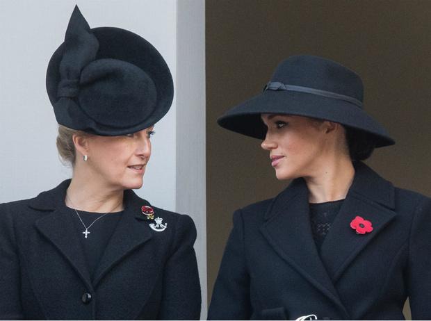 Фото №3 - Миссия невыполнима: «любимая невестка Королевы» не справилась с важным заданием