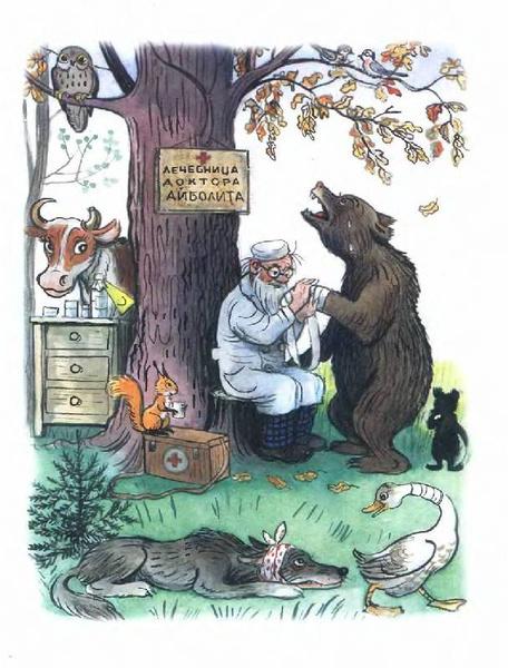 Фото №1 - Корней Чуковский стал самым читаемым детским автором