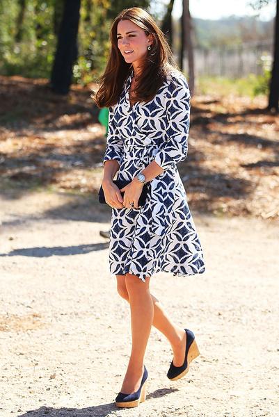 Фото №14 - Кейт Миддлтон в Австралии: наряды герцогини