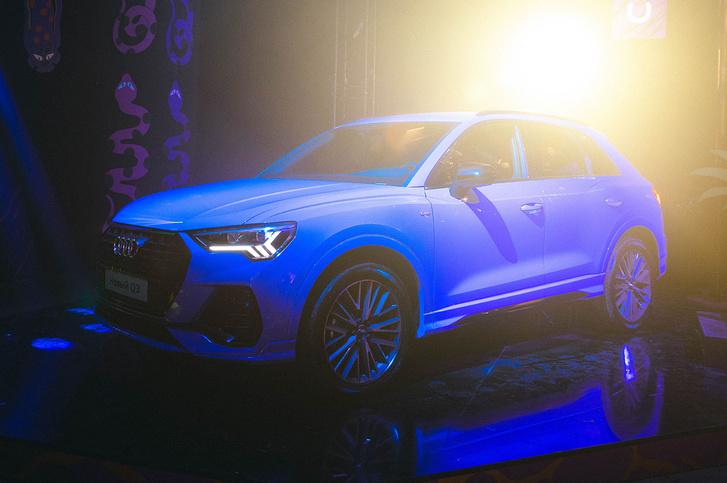 Фото №13 - Яркий дебют нового Audi Q3 в России