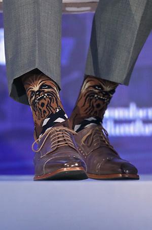 Фото №16 - Джастин Трюдо и его «носочная дипломатия»