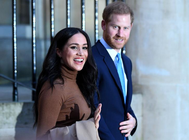 Меган Маркл и принц Гарри, Меган Маркл фото, беременна, герцоги Сассекские, интервью, последние новости