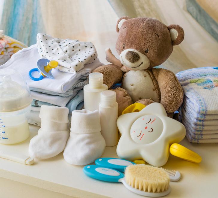Фото №1 - Собираем сумку в роддом: полный список вещей для будущих мам