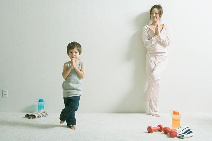 Фото №3 - Простая и полезная зарядка для всей семьи