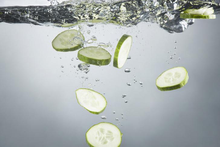 Фото №2 - H2O +1: вода с огурцом