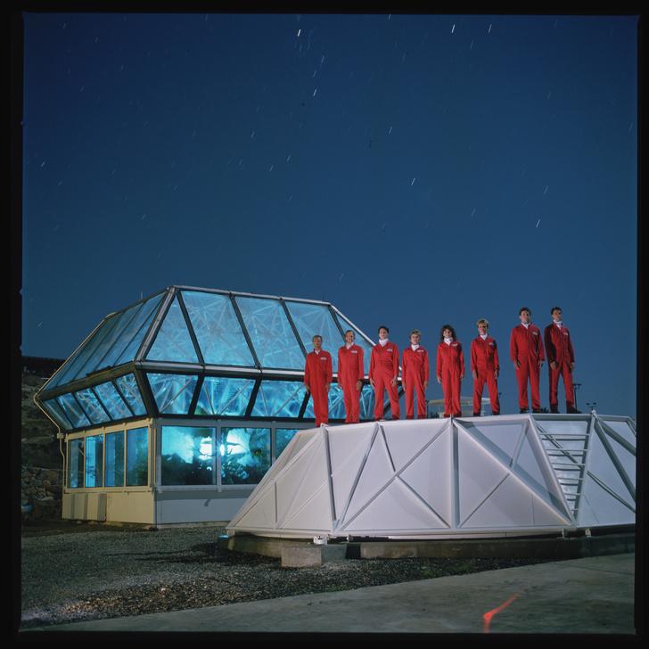 Фото №3 - «Биосфера-2»: двухлетний эксперимент по выживанию в замкнутой среде, который провалился