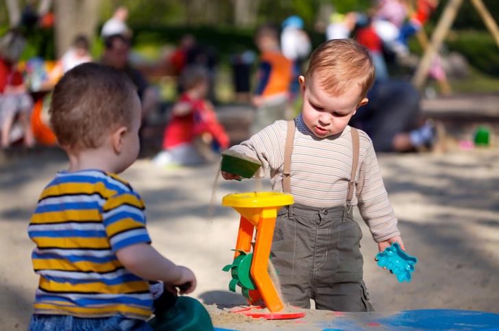 развитие ребёнка от года до двух лет