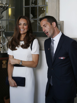 Фото №3 - Нежный друг: кто такой сэр Бен Эйнсли, и почему Уильям ревнует Кейт к нему