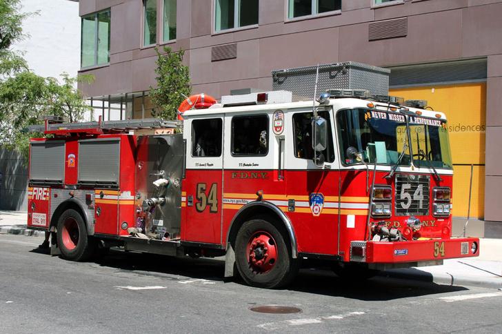Фото №3 - Огненный тюнинг: как устроены американские пожарные машины