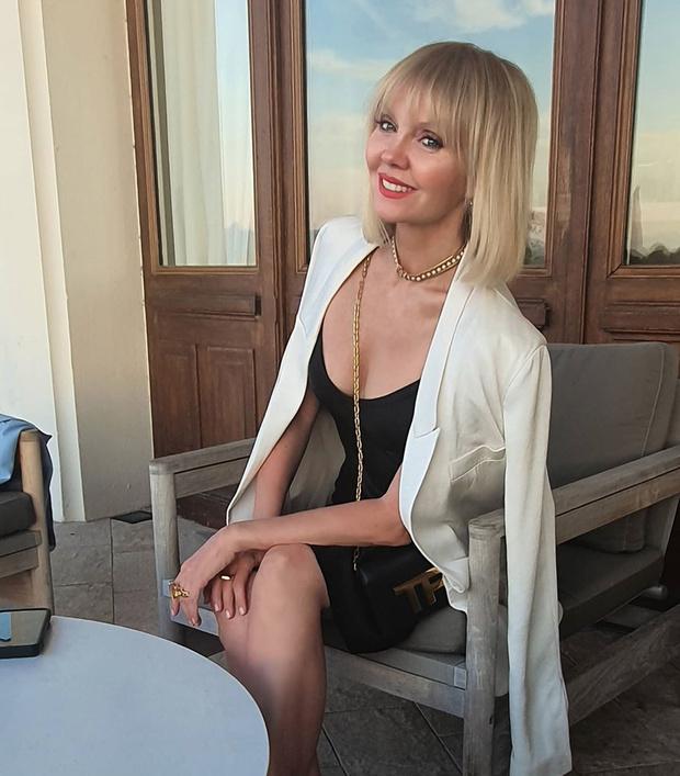 Фото №3 - 52-летняя Валерия выглядит ровесницей своей 21-летней падчерицы