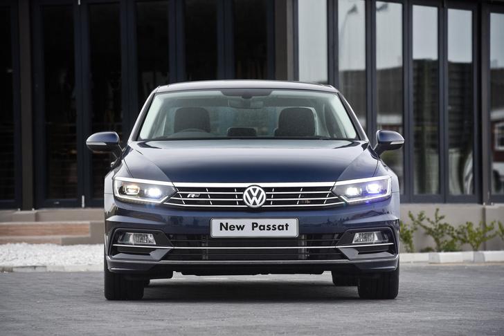 Фото №1 - Семь нордически выдержанных фактов о Volkswagen Passat