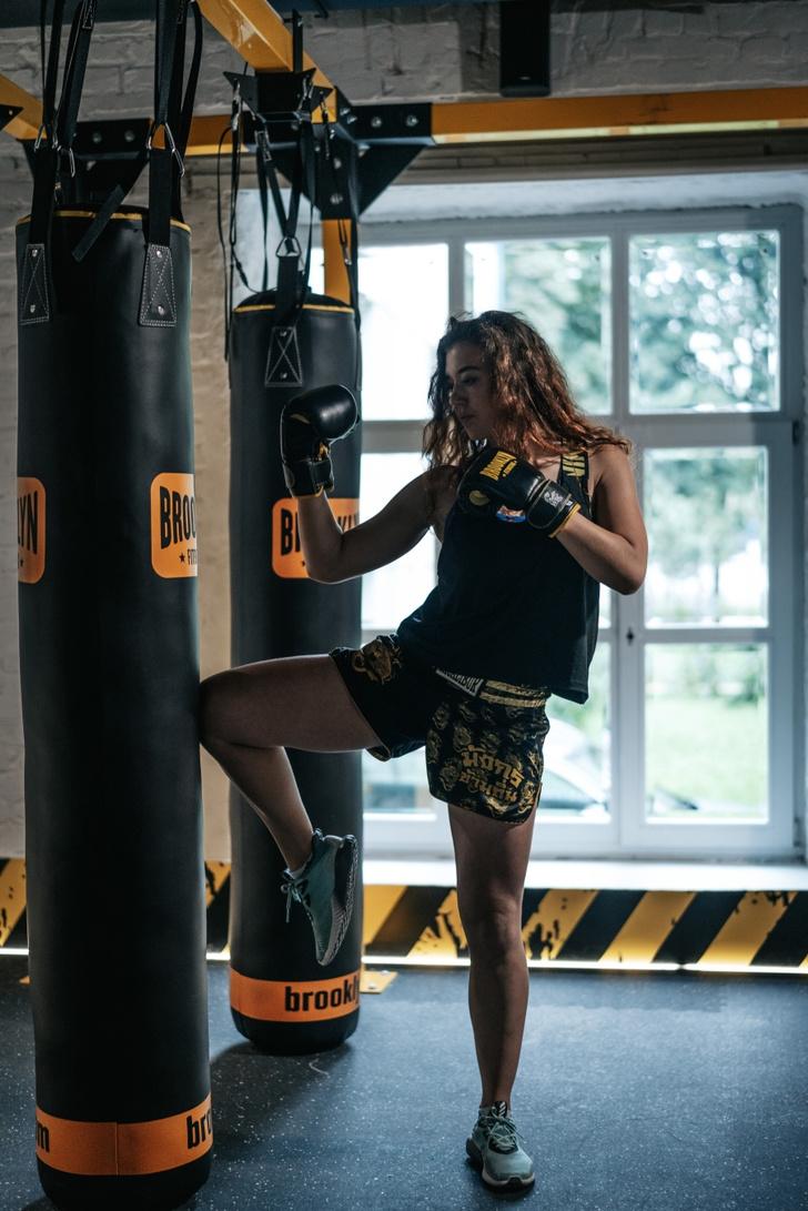 Фото №3 - Brooklyn Fitboxing: что такое безконтактный бокс и как он помогает миру