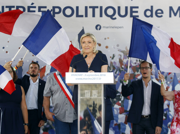 Фото №4 - Почему у Марин Ле Пен есть все шансы стать президентом Франции