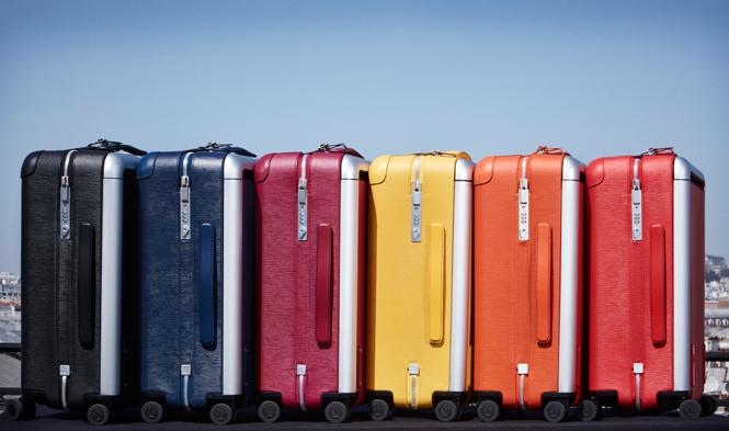 Фото №1 - Красота и комфорт путешествия с новым багажом Louis Vuitton