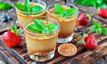 Гоголь-моголь – десерт из сырых яиц